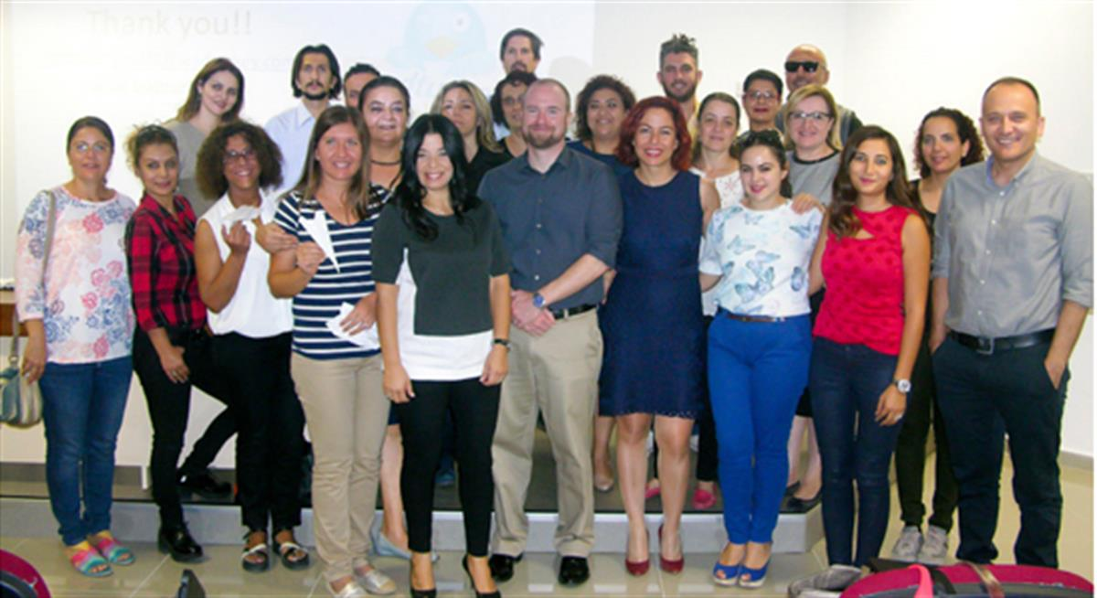 Foreign Languages and English Preparatory School Organizes Professional Development Seminar