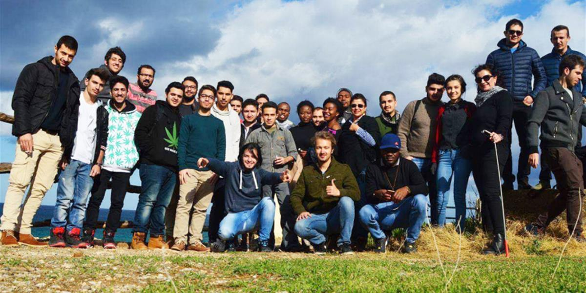 "EMU FLEPS School students are learning about a Cypriot Culture in the ""Introduction to Multi-Cultural Education"" course"